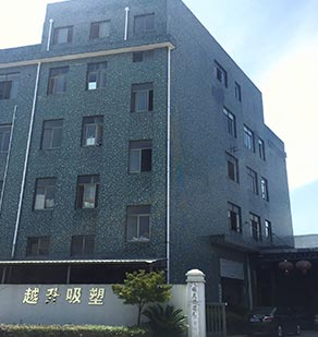 thermoforming factory in china