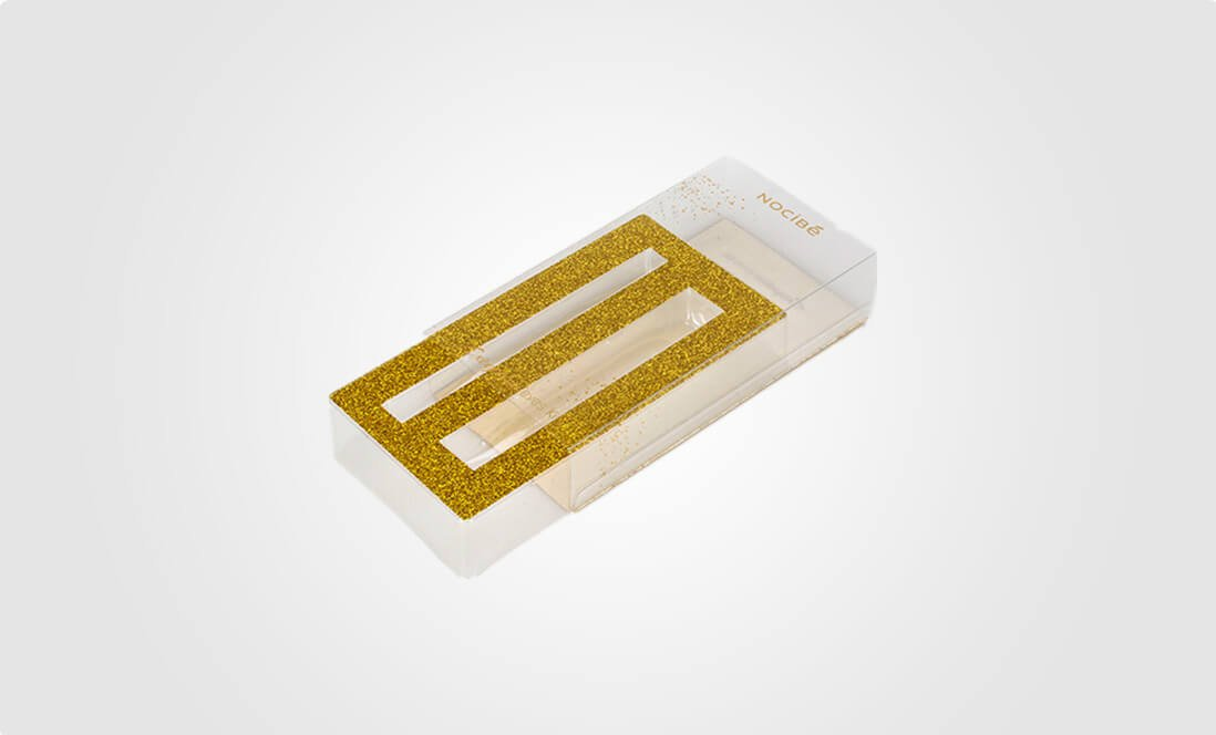 Print PET Plastic Box