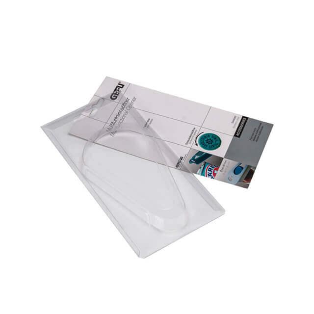 slide blister packaging