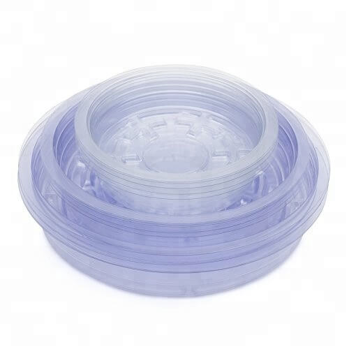 Custom plant saucer