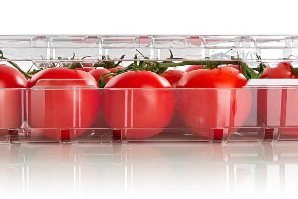 produce clamshell packaging for tomato