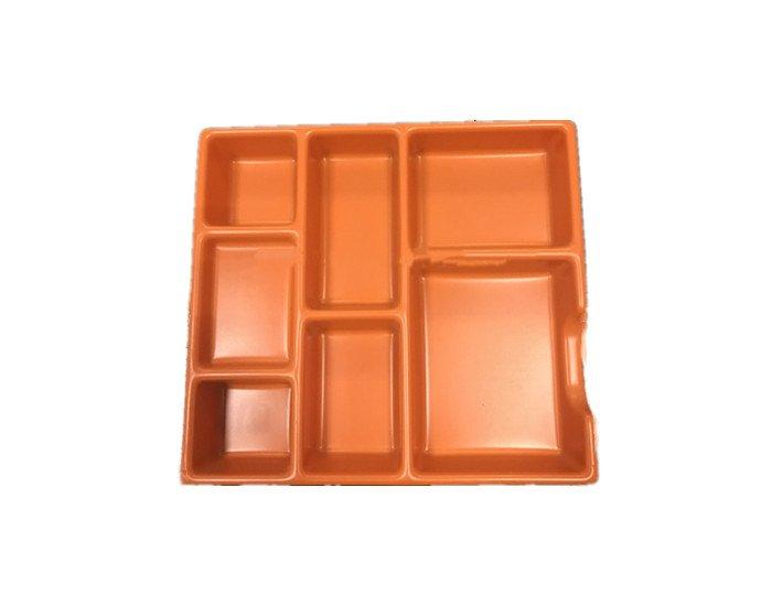 plastic industrial tray