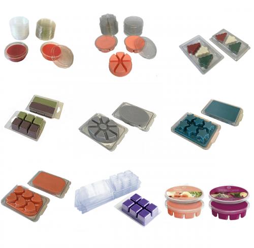 wax melt clamshell packaging